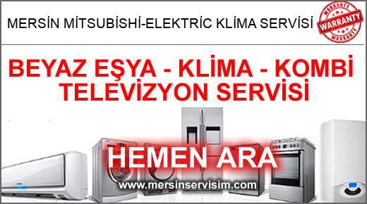 Mersin Mitsubishi-Elektric Klima Servisi
